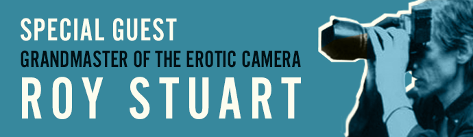 Grandmaster of the erotic camera Roy Stuart