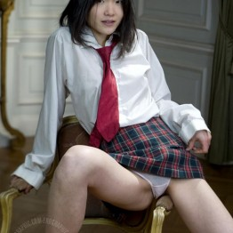 Kieko Schoolgirl By Roy Stuart