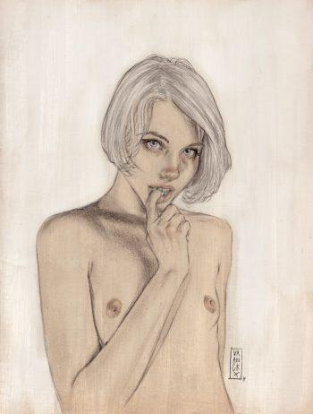 Erotic photos by Gilles Vranckx